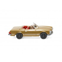 Wiking 014249 MB 250 SL Cabrio - gold met.