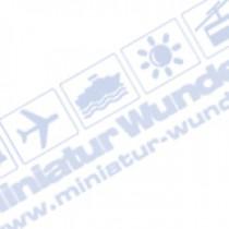 Busch 51270 Framo V901/2  Halbbus, Weinrot/Beige, Kunde