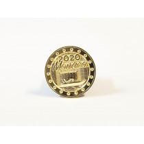 "Miniatur Wunderland Münze ""2020 Monaco"""