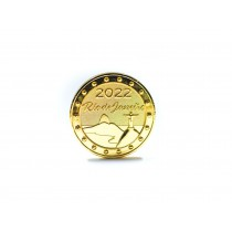"""Miniatur Wunderland Münze 2022 """"Rio de Janeiro"""""""