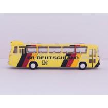 """Schuco 26157 H0 MB O 302 Bus """"WM 1974 BR Deutschland"""""""