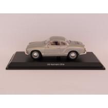 Schuco 07746 1:32 VW Karmann Ghia silber