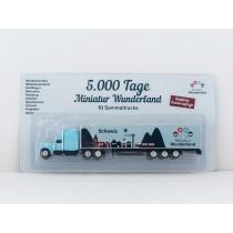 """Truck """"5000 Tage Wunderland"""" - Schweiz"""