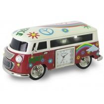 Miniatur-Uhr Camper