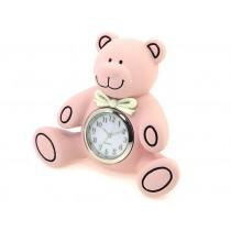 Miniatur-Uhr Teddy