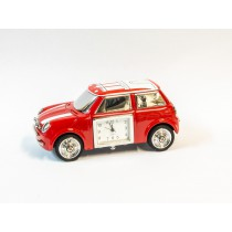 Miniatur-Uhr Auto Hamburg