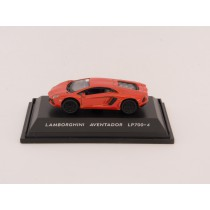 Welly H0 73146 Lamborghini Aventador LP700-4 orange