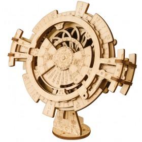 Ewiger Kalender 3D Puzzle Holz - Robotime ROKR LK201