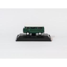 Schuco 26226 H0 VW T2 Bus grün/weiß