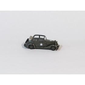 "Busch 41401 H0 Mercedes 170V Cabrio ""Military"""