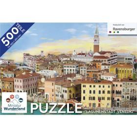 """Puzzle """"Venedig"""" 500 Teile von Ravensburger"""