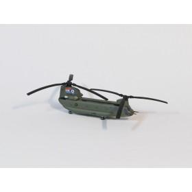 """Herpa Wings 555913 Boeing Vertol Chinook HC2A """" Royal Air Force""""  1:200"""