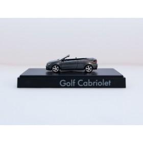 Herpa H0 VW Golf Cabriolet anthrazit Sondermodell