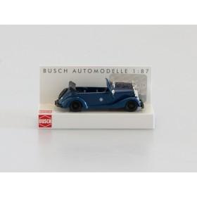 "Busch H0 41405 Mercedes 170V ""Polizei Berlin"""