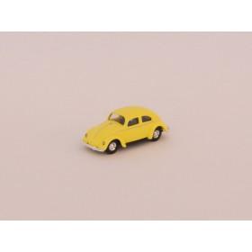 Busch 42700-112  VW Käfer mit Brezelfenster zinkgelb
