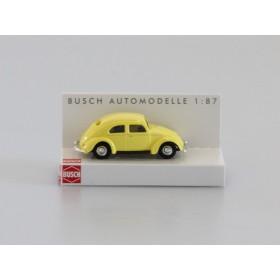 Busch 42700-112 VW Käfer mit Brezelfenster schwefelgelb