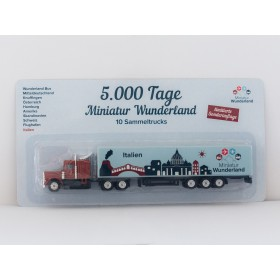 "Truck ""5000 Tage Wunderland"" - Italien"