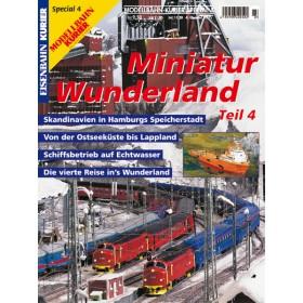 Eisenbahn-Kurier Sonderheft Miniatur Wunderland Band 4