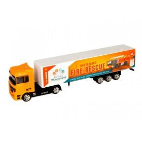 """Miniatur Wunderland Truck """"Fire Rescue"""""""