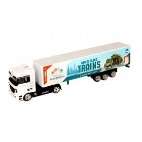 """Miniatur Wunderland Truck """"Trains"""""""