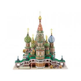 3D Puzzle Basilius Kathedrale Moskau