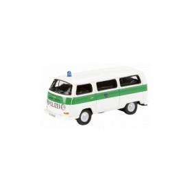 Schuco 25942 H0 VW T2a Polizei
