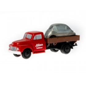 Schuco Piccolo 450586900 Opel Blitz Teiledienst