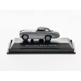 Schuco 452618400  MercedesBenz 300 SL Prototyp silber