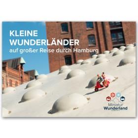 """Buch """"KLEINE WUNDERLÄNDER auf großer Reise durch Hamburg"""""""
