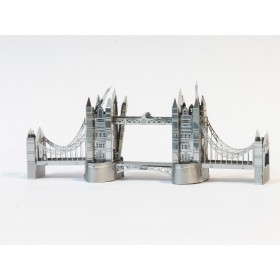 Mini-Metallbausatz Tower Bridge