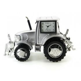 Miniatur-Uhr Traktor