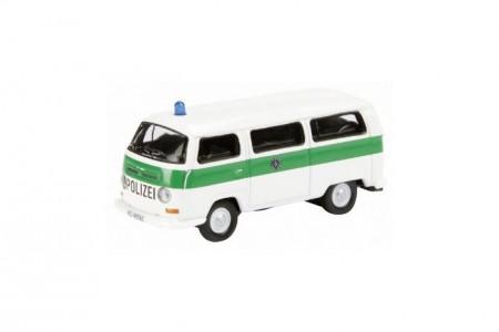 Schuco 452594200  VW T2a Polizei