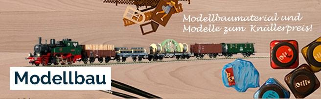 Modelle & Modellbaumaterial