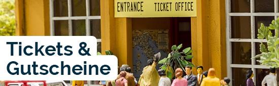 Tickets & Gutscheine;